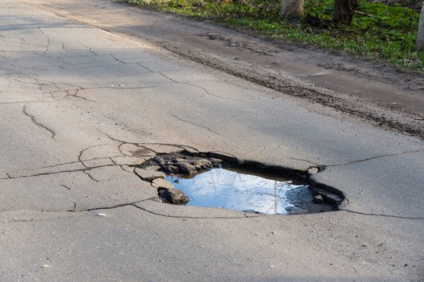risarcimento buche stradali