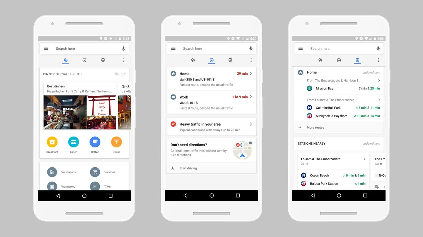 Il nuovo aggiornamento di Google Maps che fa felici gli utenti